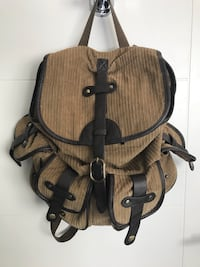 Forever21 Corduroy Backpack