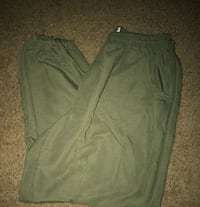 olive green joggers  Liverpool, 13088