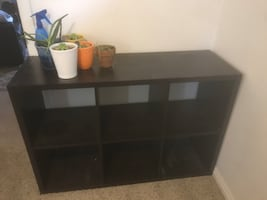 CUBBY DRESSER GREAT CONDITION