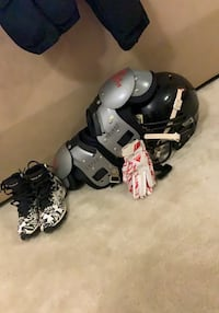 Youth Football Equipment Sterling, 20166