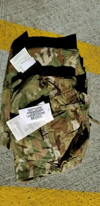 Army Camouflage Combat Uniform pants Bethesda, 20814
