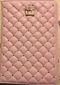 Quilted Pink Mini 4 IPad case Montreal, H1E 6Y6