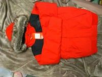 The North Face Gotham III Red Small Vancouver, V5S 1Z1