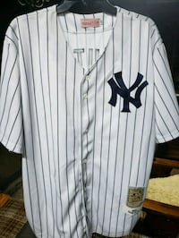 New York Yankees jersey babe Ruth  Maywood, 90270