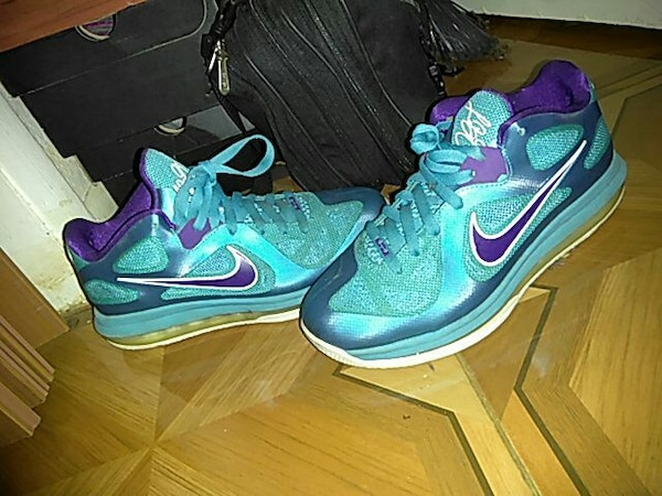 6a161128f580 Used Lebron 9 Hornets Size 7y for sale in West Palm Beach - letgo