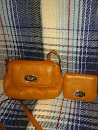 two brown leather crossbody bags Hayward, 94541