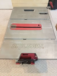Skil table saw with extras  Calgary, T2Z 4L3