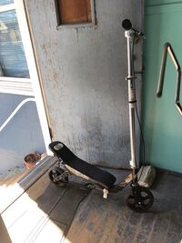 black and gray kick scooter Everett, 02149