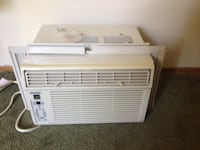 white window-type air conditioner Medicine Hat, T1A 5L7