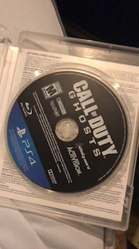 Call of duty Ghost for P4 New York, 11213