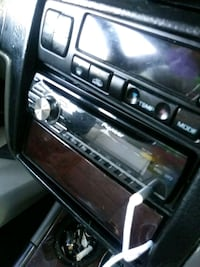 black pioneer  1-DIN car stereo North Highlands, 95660
