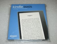 Brand-new Kindle Oasis 32Gb (9th-Gen) LTE Cellular version