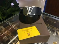 Brand New LV Leather Belt  Calgary, T2E 6W5