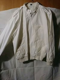 white zip-up jacket Washington, 20011