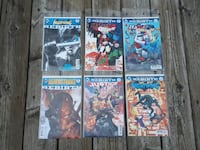 DC Universe Rebirth Comic Books