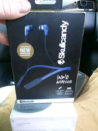 NEW SkullCandy Inkd Wireless headphones Dallas, 75266
