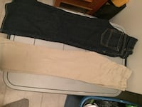 Boys size 8 pants never worn Gibbons, T0A 1N0