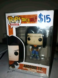 Android 17 Funko Pop for SALE Markham, L3P 6C9