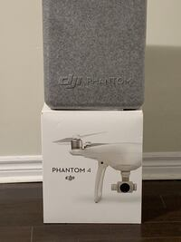 DJI Phantom 4 Drone Brand New Open Box With Org Accessories Mississauga, L4T 1T8