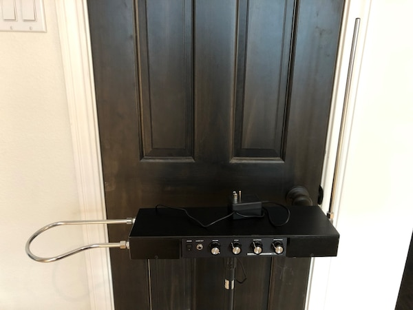 Moog Big Briar Etherwave Theremin  Vintage instrument  Original design  dates to 1930s  This unit is from 1995  Excellent condition  Included power