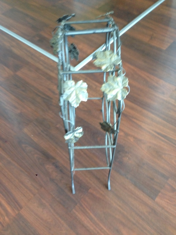 Steel wine rack 2