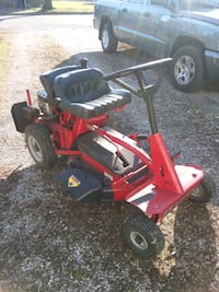 Snapper Riding Mover. A1 condition.