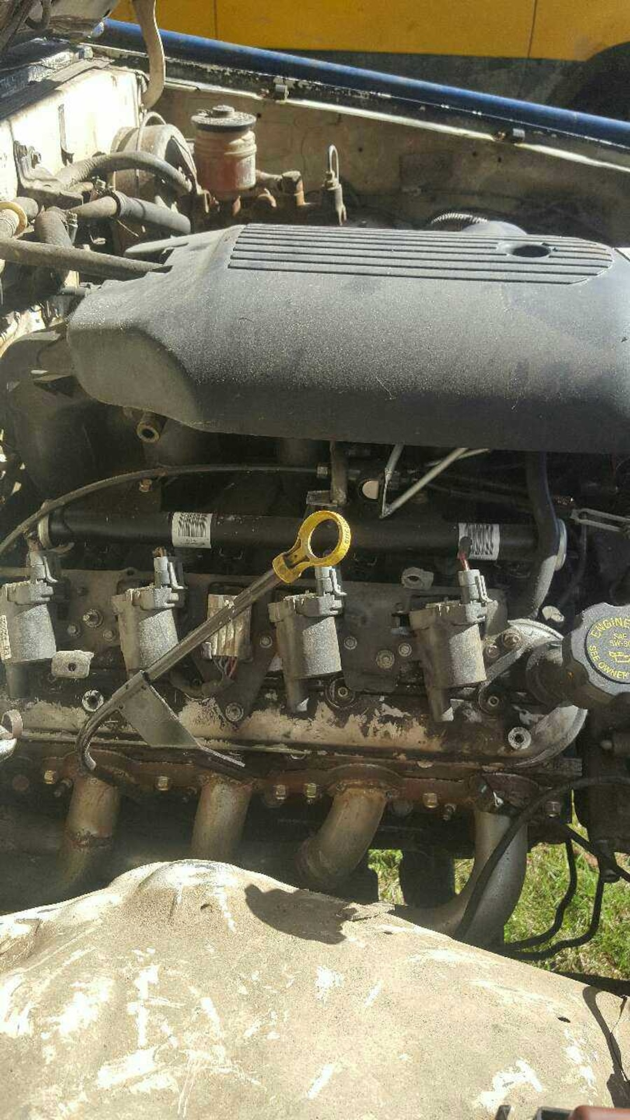 used vortec 5 3l chevy motor in enumclaw