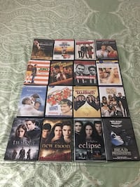 Dvd's for $10 for all Winter Park, 32789