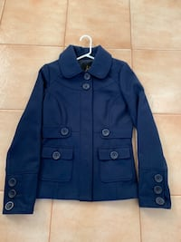 Blue Cloth Jacket Size Medium  Toronto, M4J 4H7