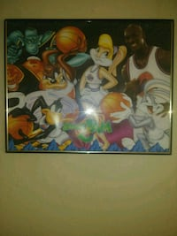 Space jam pictur perfect condition Kansas City, 64124