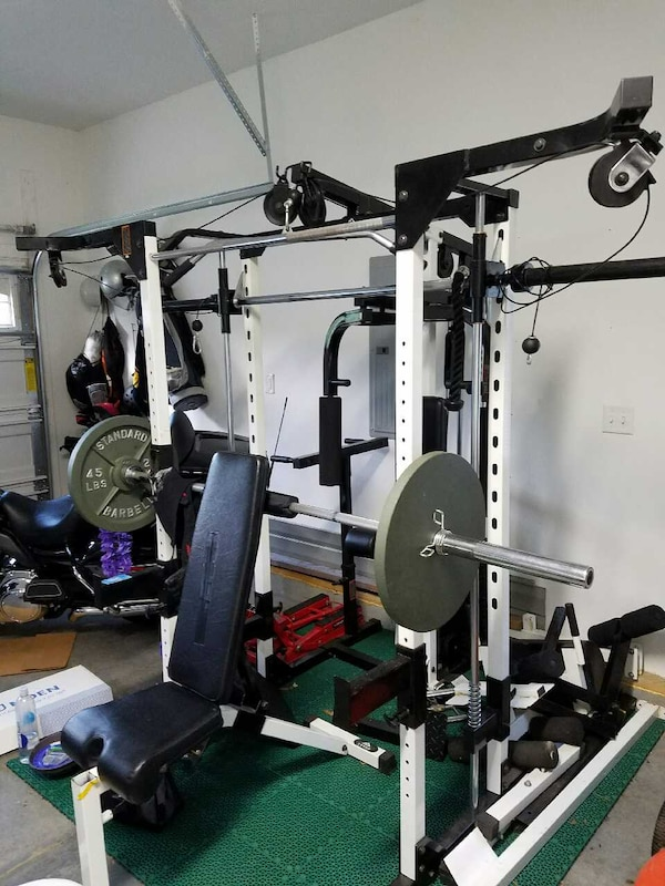 Used Yukon Fitness Equipment Home Gym for sale in Norfolk ...