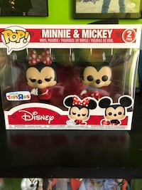 Mickey & Minnie Mouse Funko Toys R Us  POP Set Philadelphia, 19148