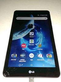 "8"" LG- GPAD F2 ANDROID TABLET 4G LTE/WIFI Erie"