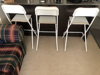 3 ikea chairs for 25. Normally 70 each Surrey, V3T