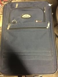 Blue Carry-On Luggage Mcllin $25 Westminster, 92683