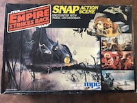 Star Wars Snap Action- new in box York, 17408