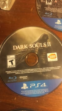Sony PS4 Dark Souls 2 McKinney, 75070