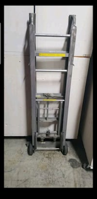 Refrigerator dolly and appliances
