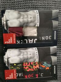 Jack&Jones boxer's  small &medium  Greater London, E5 8AS