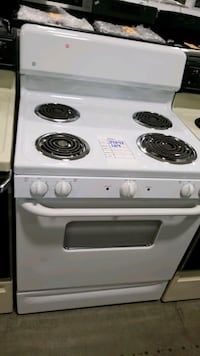 Ge electric Stove 30inches.