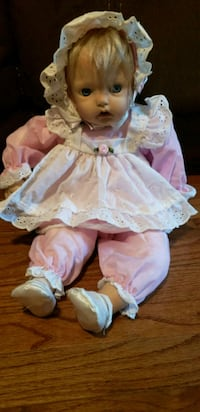 baby doll in pink dress Decatur, 30032