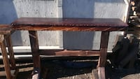 Entry table or bar table
