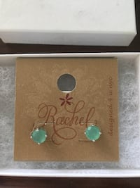 Turquoise Stud Earrings Brand New Ellicott City, 21043