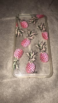 iPhone 7 pluse case Sonix clear with pineapples Arlington, 76016