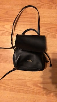 Coach Mini Leather Backpack Los Angeles, 91402