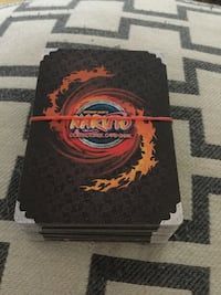 Anime Naruto collectible card game Ottawa, K1V 9W2