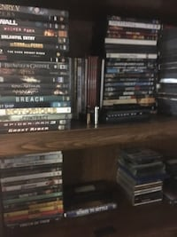 Assorted dvd, lots to sell. Movies and music Hillside, 07205