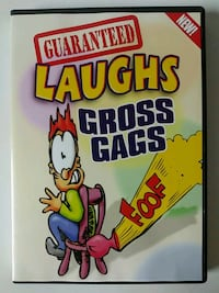 Guaranteed laughs Gross Gags