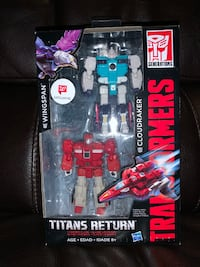 Transformers Wingspan & Cloudraker **Walgreens exclusive** MISB Montréal