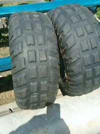 2 used 4-  wheeler tires. Spartanburg